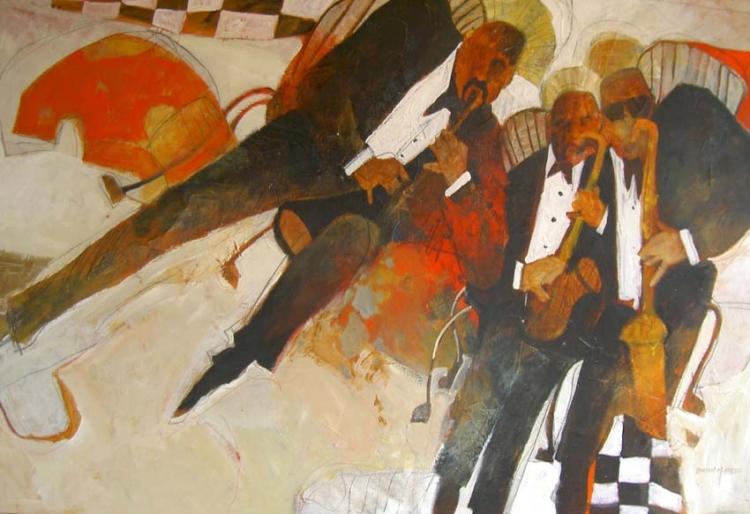Jazz Series:  Three Kings