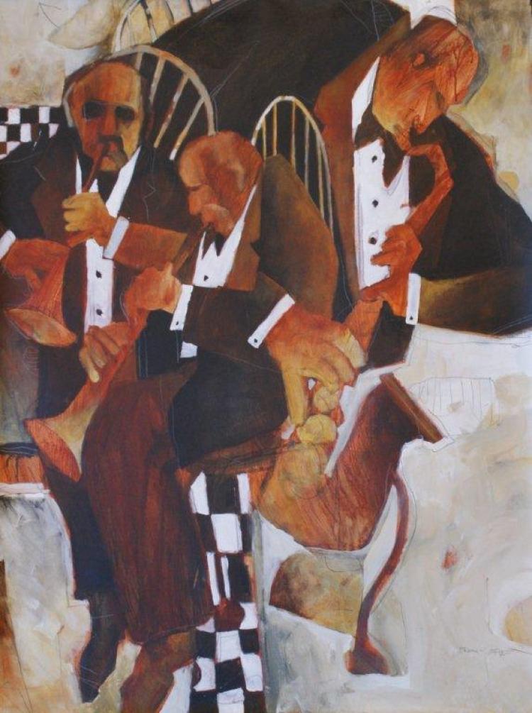 Jazz Series:  Twosome, Threesome