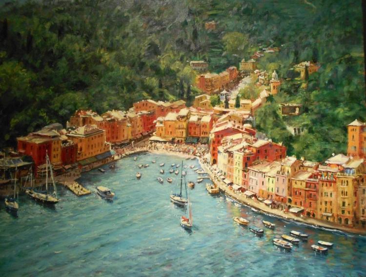 Later That Day, Portofino, Italy