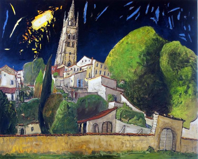 St. Eutrope, Saintes