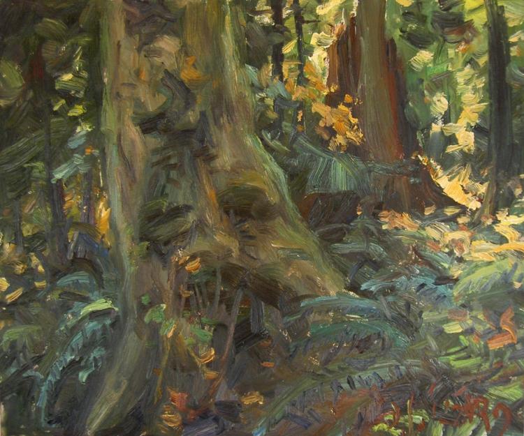 Autumn Day, Stanley Park