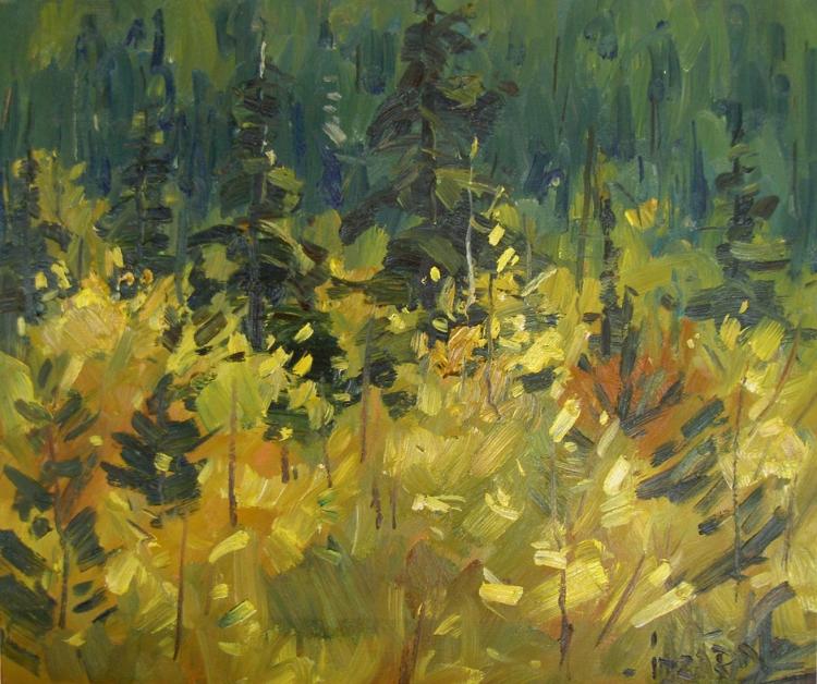 Fall Gold & Yellow