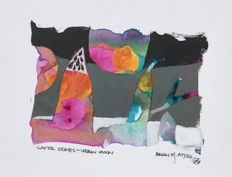Castor Series:  Urban Moon