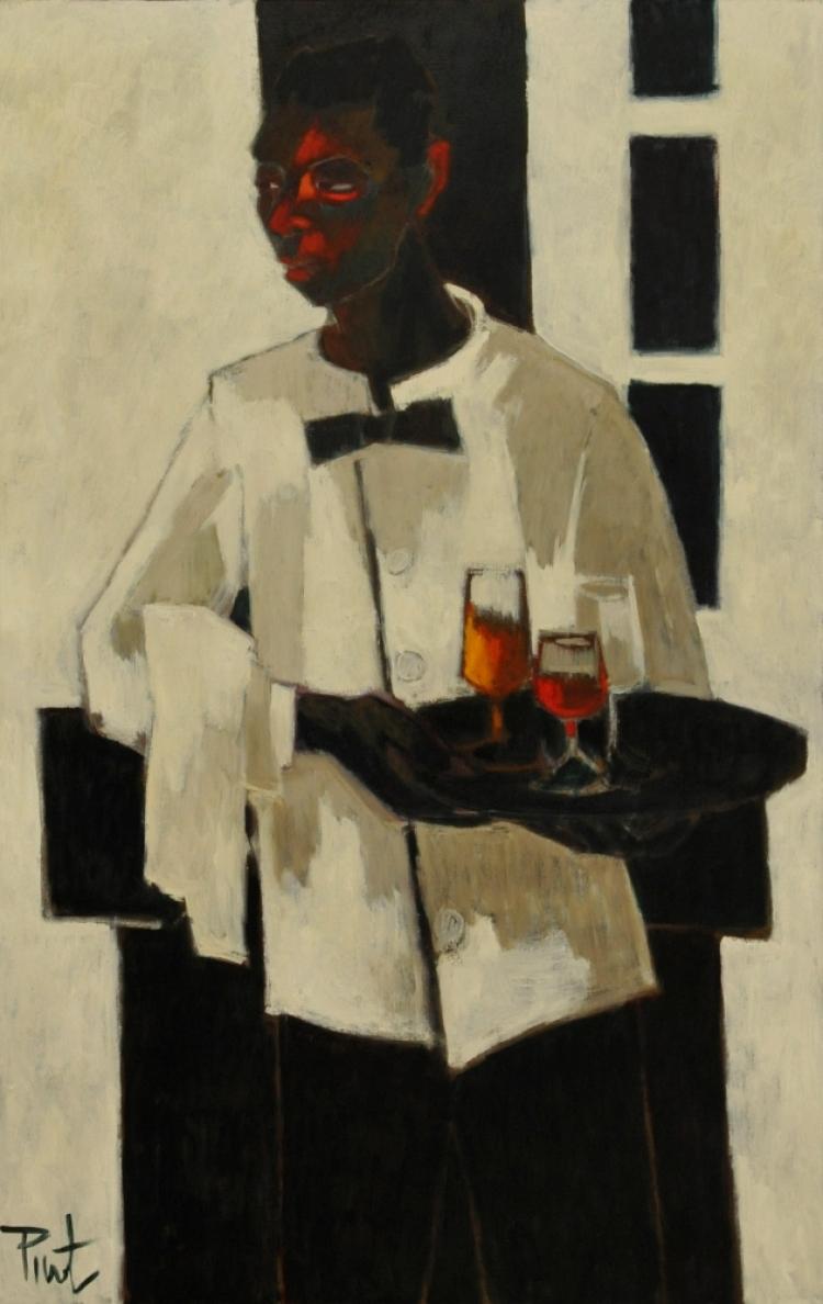 Le serveur, New Orléans