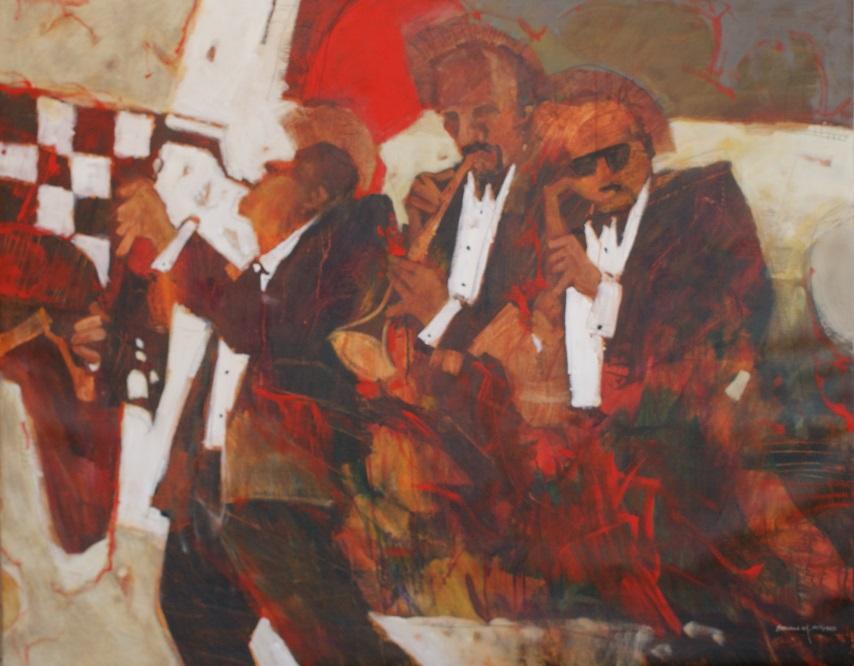 Jazz Series:  Sienna Night