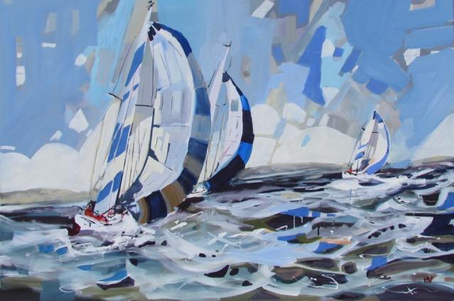 Sailing Seas