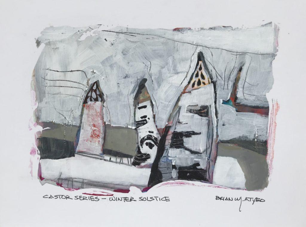 Castor Series:  Winter Solstice