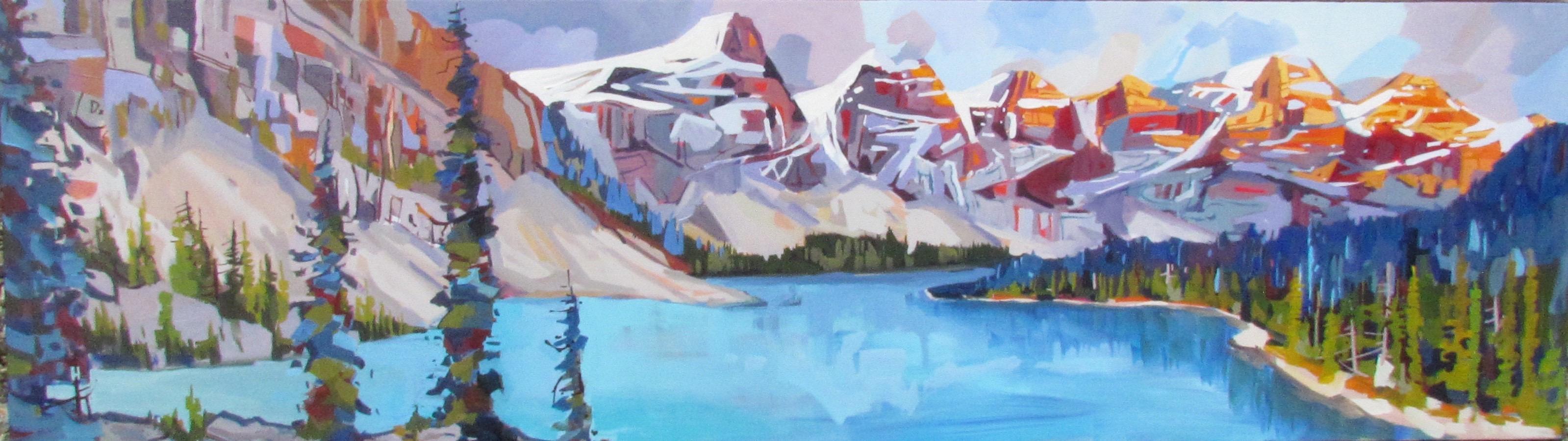Paintings by Rick Bond
