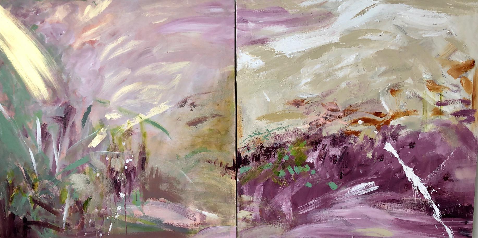 Paintings by Danièle Rochon