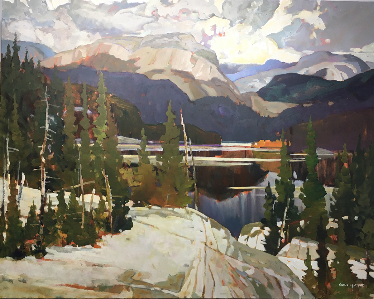 New works by Brian M. Atyeo