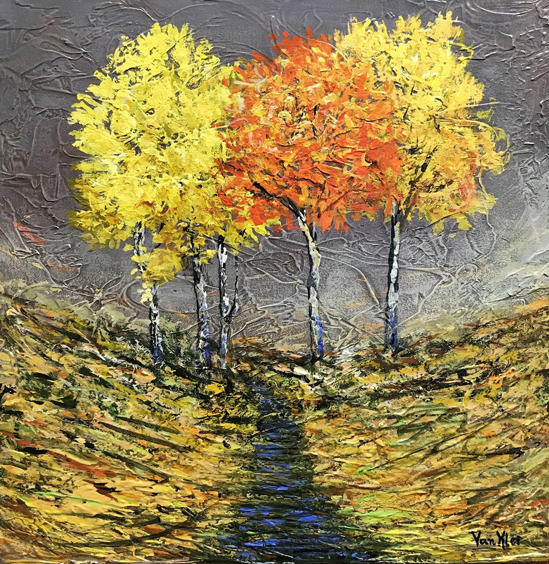 Paintings by DVK