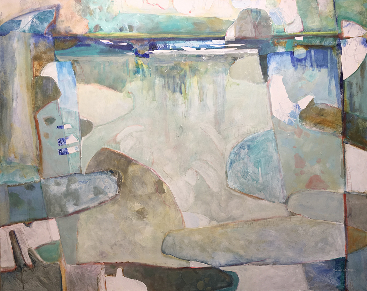 New Paintings from the South Shore Series<br />By Brian M. Atyeo