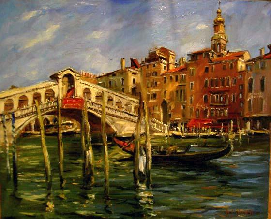IZZ 306 Ponte Rialto, Venice 20x24.jpg