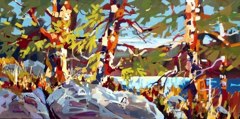 BON 090 Summer Pines 30x60)