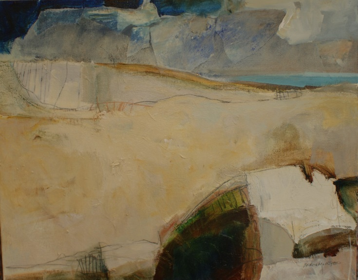 ATY 991 South Shore Series  Beachscape  24x30