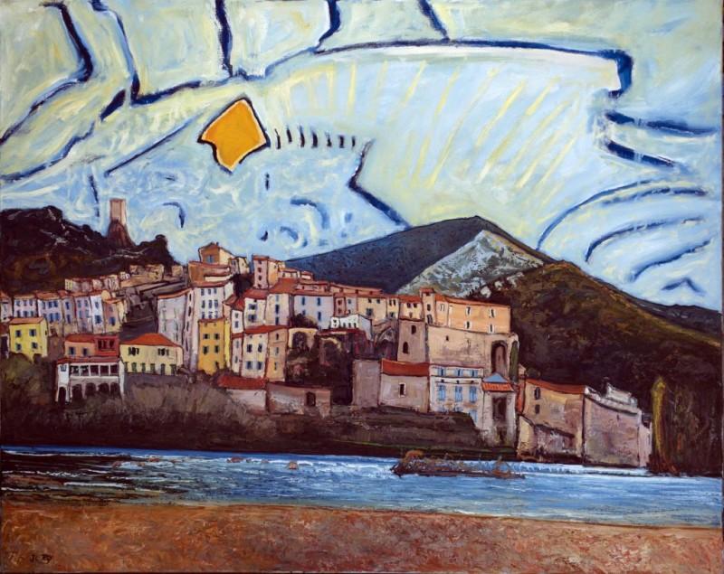 ROY 180 Roquebrune 47 x 59