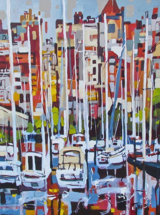 BON 116 Summer Harbour 40 x 30