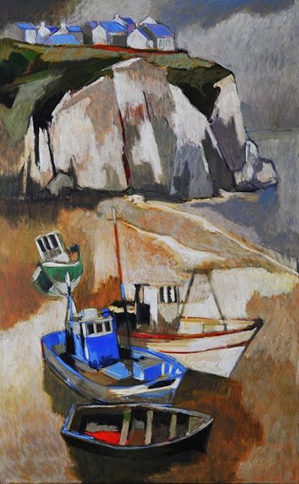 PIV 219 Paysage Breton 46 x 29